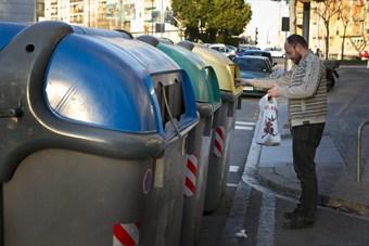 Seis comarcas alcanzan ya el objetivo europeo de reciclaje para el 2020