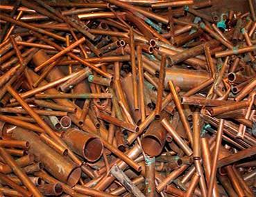 Compra de cobre